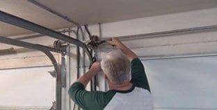 Garage Door Spring Repacement