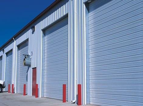 Edmonton Commercial Garage Overhead Door Experts