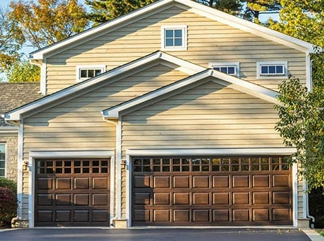 Residential Garage Door Installation